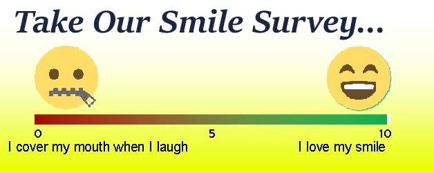 Take the smile survey cherry tree dental care blackburn