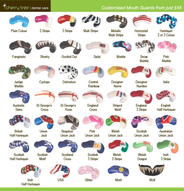Mouth Guard Designs 21