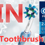 Win an Oral B Pro2000 Electric Toothbrush