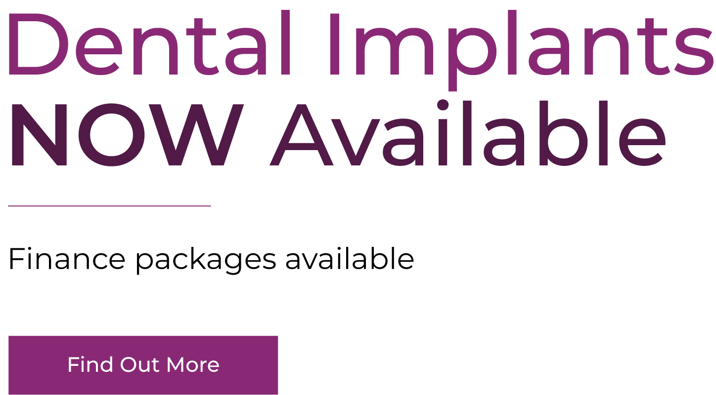 Dental Implants Now Available